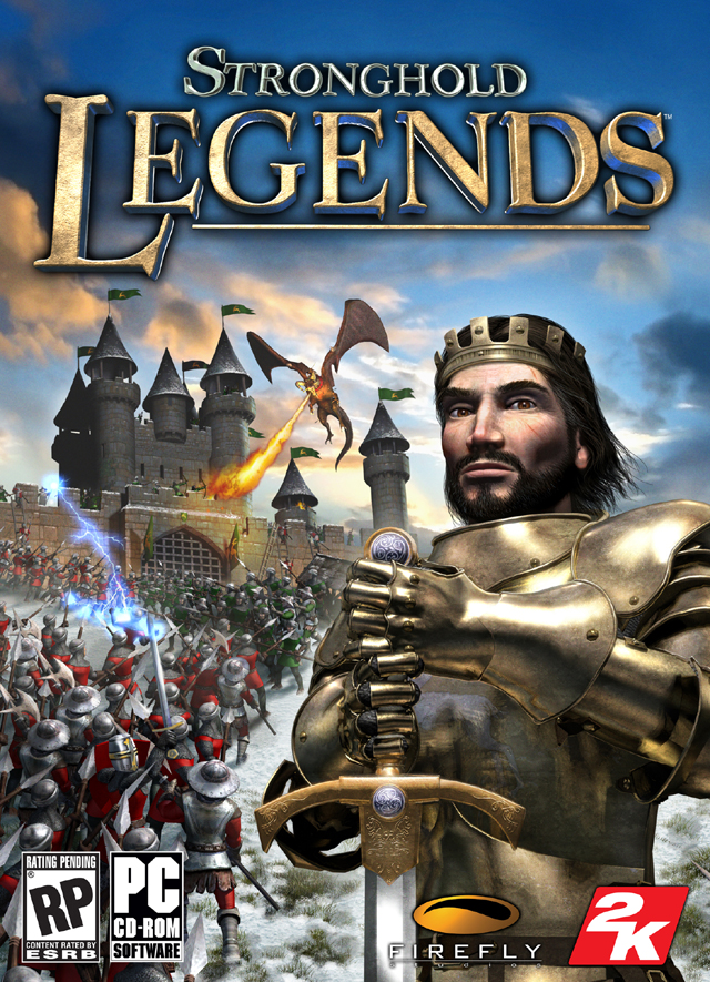 Патч stronghold legends