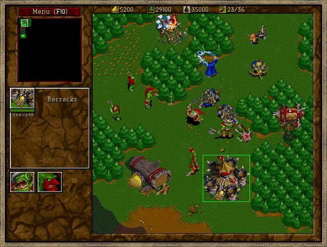 Warcraft Rus 2 Игра