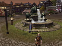 The Lord of the Rings Online: Shadows of Angmar     скриншот, 147KB