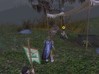 The Lord of the Rings Online: Shadows of Angmar     скриншот, 130KB
