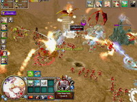 Rise of Nations: Rise of Legends   скриншот, 148KB