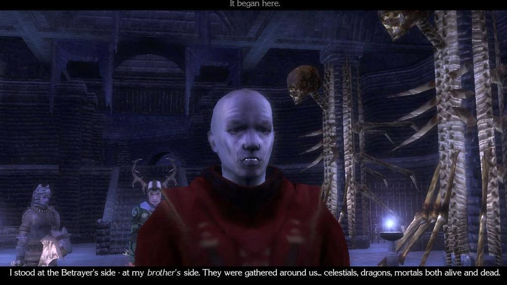 Neverwinter nights 2 маска предателя прохождение