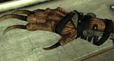 Как сделать перчатку из когтя смерти