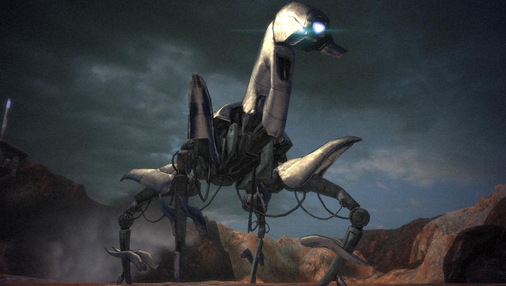 ЛКИ| Роботы - КРАСНАЯ КНИГА