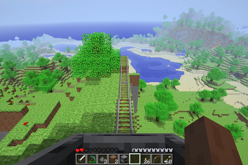 ЛКИ| Minecraft: ИГРЫ БУДУЩЕГО